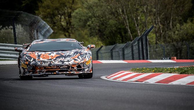 New Lambo takes the Nürburgring lap record – tyrenews com au