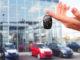 New vehicle sales took a dip in July