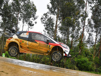 Toyota Australia has signed on as a major sponsor of Rally Australia