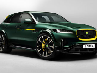 Lister says its LFP SUV will be the world's fastest SUV