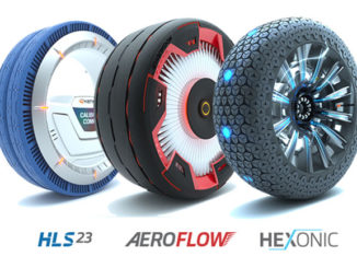 Hannkook's new tyre concepts