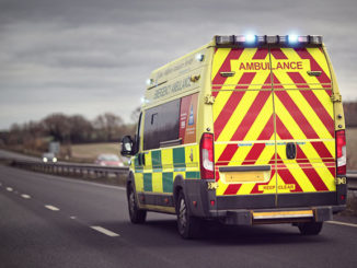 Ford and Vodafone are testing a system that can provide early warning that emergency vehicles are approaching
