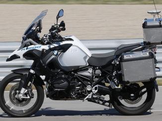 BMW Motorrad's autonomous BMW R 1200 GS