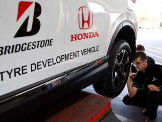 Honda and Bridgestone have teamed up to collaborate on future product development for the Australian market