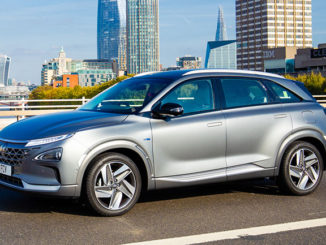 The new Hyundai Nexo