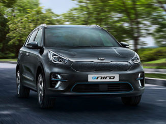 The Kia e-Niro