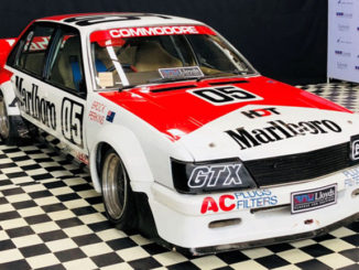 Peter Brock's 1982/1983 Bathurst-Winning HDT VH Commodore has sold for $2.1 million at auction