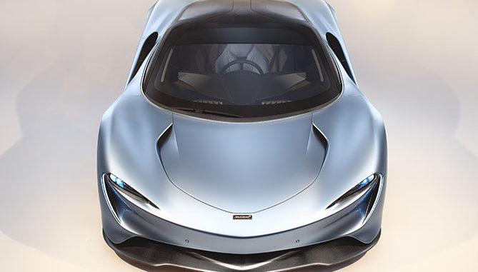 The McLaren Speedtail