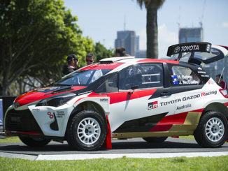 Toyota Australia has formed a factory-backed Toyota Gazoo Racing Australia rally team