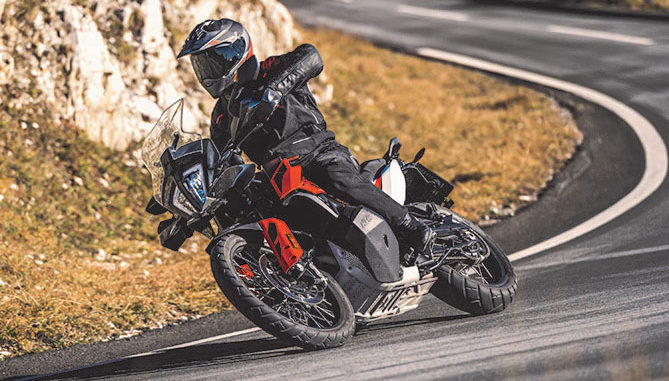 Avon Tyres is to be the original equipment fitment for the KTM 790 Adventure