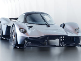 The Aston Martin Valkyrie will be powered in part by a V12 naturally aspirated engine developing 1000bhp