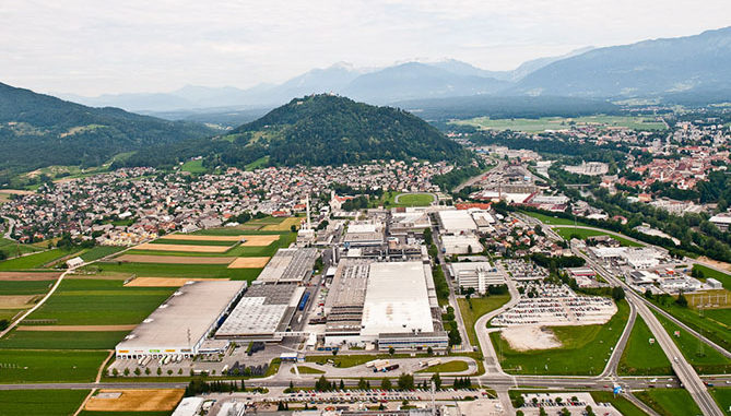 Goodyear is to expand capacity at its Slovenian manufacturing facility