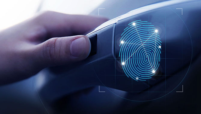 Hyundai Motor Company has announced the world's first smart fingerprint technology that allows drivers to not only unlock doors but also start the vehicle