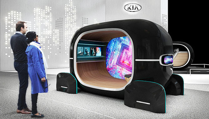 Kia will be revealing AI-based real-time emotion recognition technology at the 2019 CES Show