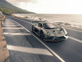 Brabham Automotive is to introduce a road legal option for its BT62 supercar