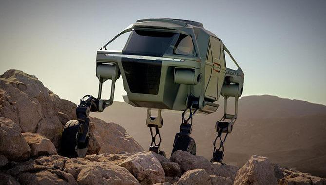 The Hyundai Elevate Concept