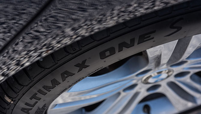 General Tire has released the Altimax One and Altimax One S summer tyres