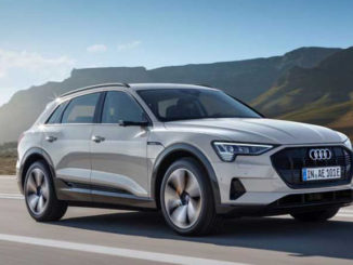 The Audi e-tron will ride on Bridgestone tyres