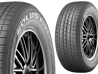 The Kumho Solus KL21 SUV tyre is to be OE fitment on the Mercedes-Benz new flagship SUV, the G-Klasse.