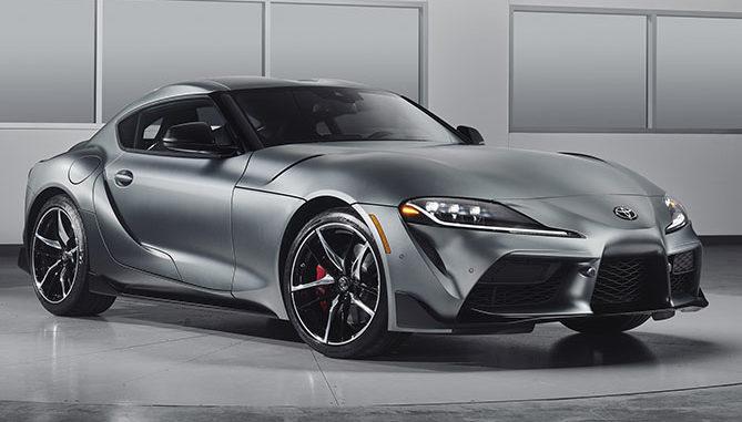 Toyota's GR Supra