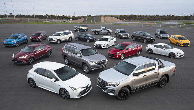 Toyota has introduced Toyota Warranty Advantage - a standard five-year manufacturer warranty for all new Toyota vehicles sold from January 1, 2019