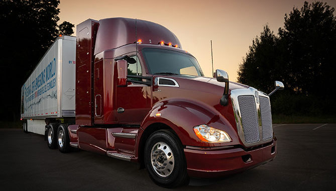 Toyota and Kenworth are collaborating to develop zero-emission trucks