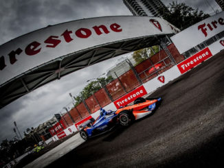 Firestone has extended its exclusive tyre supplier partnership with the IndyCar Series