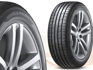 Hankook in Europe is factory-fitting the new Ford Focus Active with the Hankook Ventus Prime 3