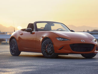 Mazda has unveiled the Mazda MX-5 30th Anniversary Edition in a new Racing Orange colour