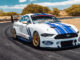 The 2019 Ford Mustang Supercar has been unveiled ahead of the Virgin Australia Supercars Championship