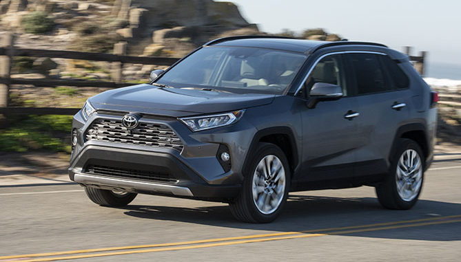 The all-new Toyota RAV4 will offer class-leading active safety features