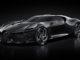 Bugatti 'La Voiture Noire'