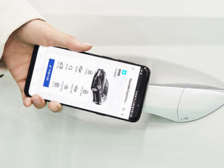 Hyundai have developed a smartphone-based digital key