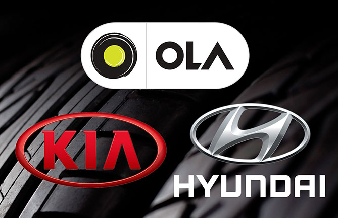 Hyundai Group is to invest $300 million in Ola