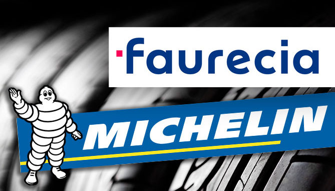 Michelin and Faurecia are to partner in the development of hydrogen fuel cell tech
