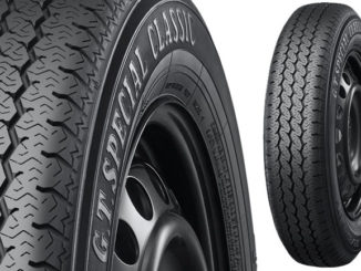 Yokohama launches G.T. Special Classic revival tyre for historic cars