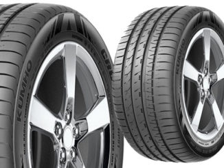 BMW has chosen Kumho as OE fitment on the new X3 SUV