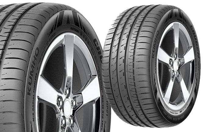 BMW has chosen Kumho as OE fitment on the new X3 SUV