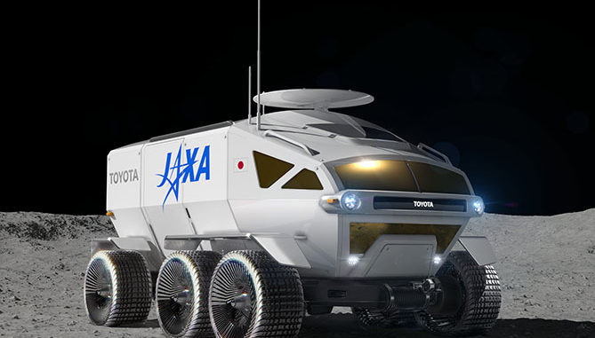 The Lunar Rover concept