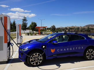 Jaguar and Chargefox have come to an agreement to support the car manufacturer's EV customers