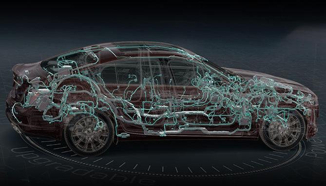 GM Digital Vehicle Platform