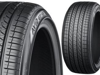 Yokohama Avid GT tyre