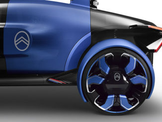 Goodyear has developed a new concept tyre, the C100, for Citroen's new concept vehicle, the 19_19
