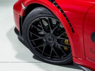 Porsche Goodyear Tyre