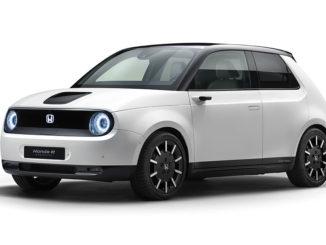 Honda e compact EV