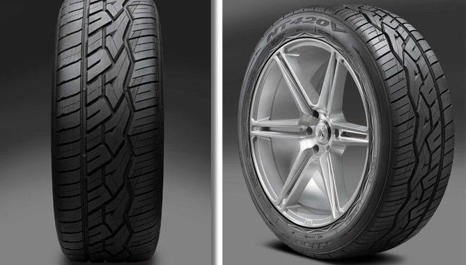 Nitto NT420V all-season tyre
