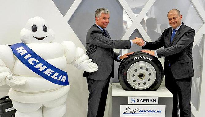 Michelin Safran Tyre