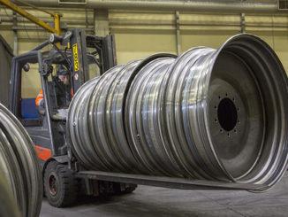 Nokian Heavy Tyres is acquiring a Finnish heavy equipment wheel company Levypyörä Oy