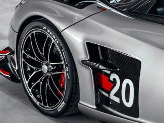 Pagani Huayra and Pirelli P Zero Trofeo R