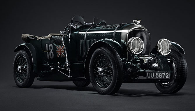 The 1929 Bentley Blower is going back into limited production